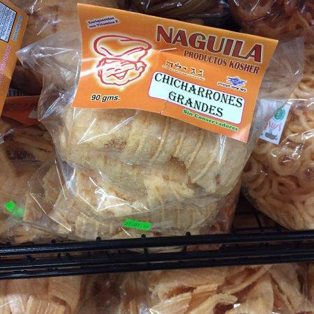Naucalpan, México: Kosher chicharrones