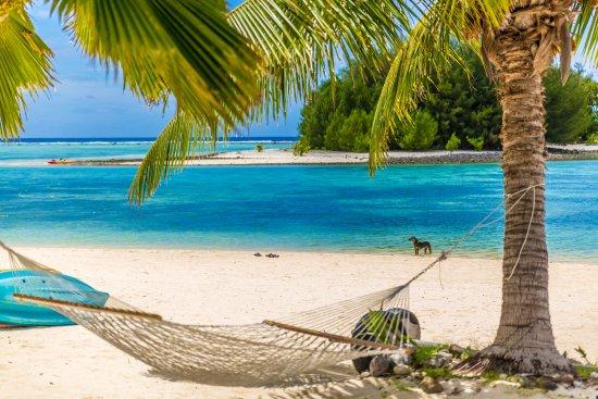 Muri Beach Club Hotel Hammock On The