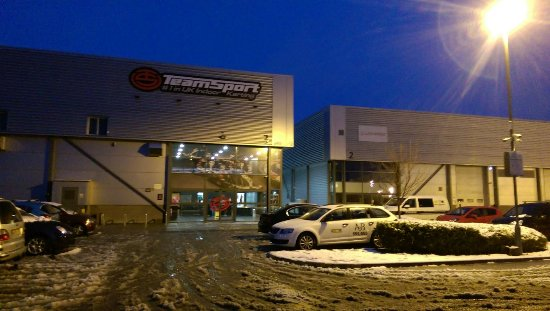 TeamSport Indoor Go Karting Basildon