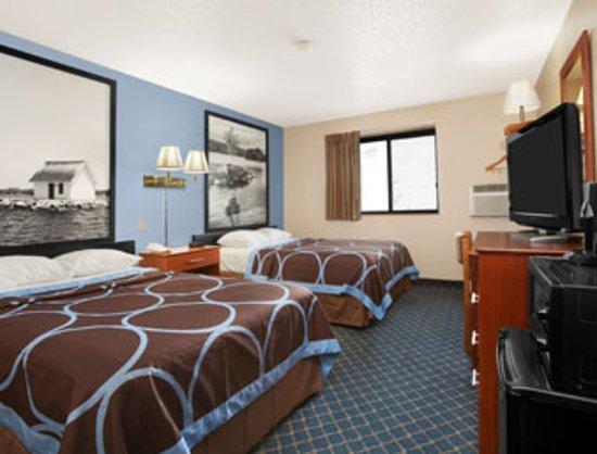 Massena, Estado de Nueva York: 2 Double Bed Room