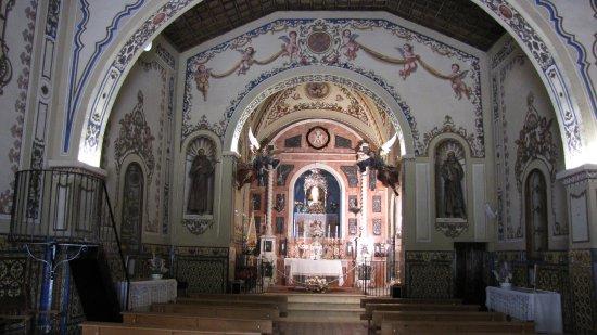 Alajar, Spain: Santuario de Nuestra Señora de los Ángeles