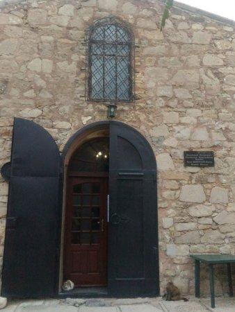 Feodosia: маленькая церковь