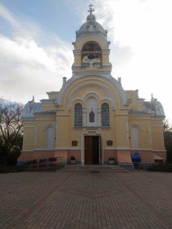 Feodosia: Фасад храма