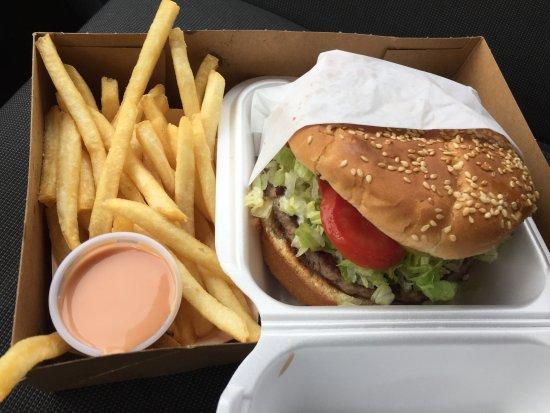 Ontario, Oregón: Big West with Fries