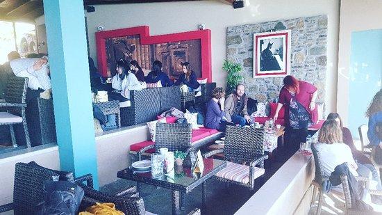 Neraida, יוון: River Cafe Bar