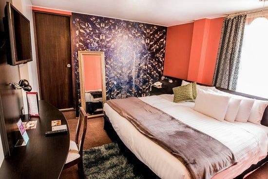 Nuestras habitaciones tienes dos tipos de cama king or for Tipos de camas queen