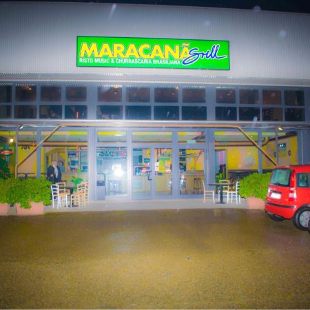 Maracana Grill Risto Music
