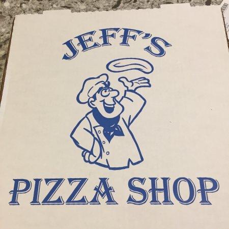 Ames, IA: Jeff's Pizza Shoppe