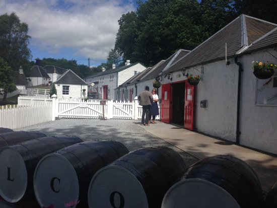 Pitlochry, UK: Outdoor, entrance view