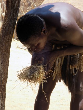 Damaraland, Namibia: Damara Living Museum