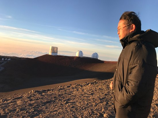 Foto Mauna Kea Summit