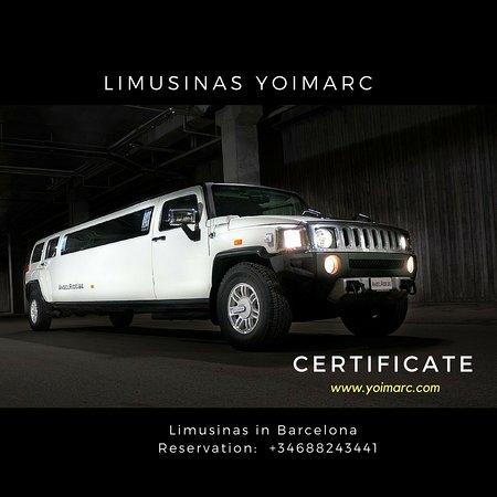Limusinas Yoimarc