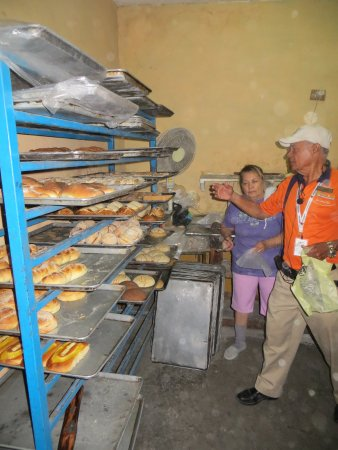 Mazatlan Tours: the bakery