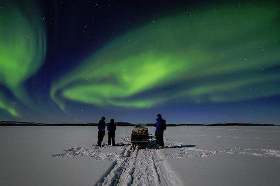 Ivalo, Finlandia: Lake Inari