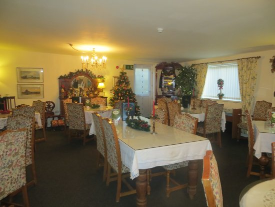 Out Rawcliffe, UK: The tastefully furnished tea room