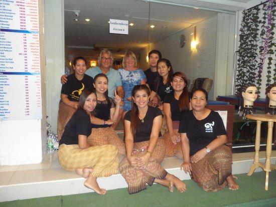 Smile thai massage hua hin massage