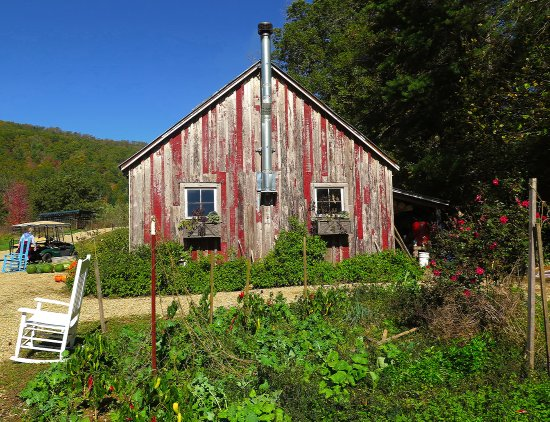 Blackberry Farm - TheThe Shed at The Garden