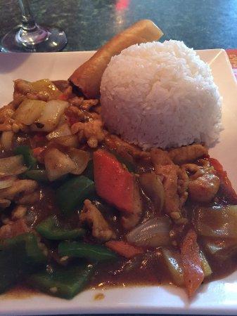 Dayton, NV: Chicken Curry