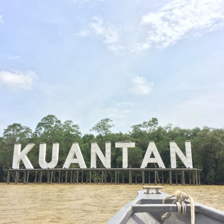 Kuantan River Tours: 1st photo spot