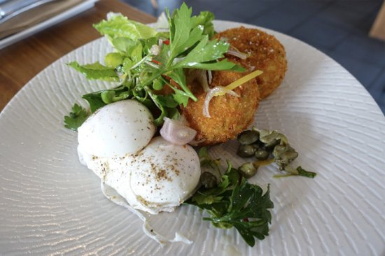 Lennox Head, Австралия: Fish cakes