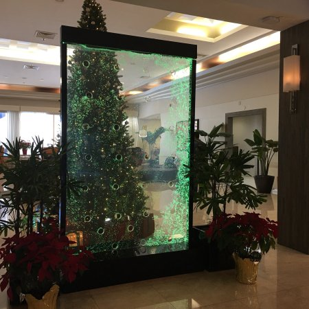 Holiday Inn Port of Miami Downtown: Well decor of Christmas and holiday season.
