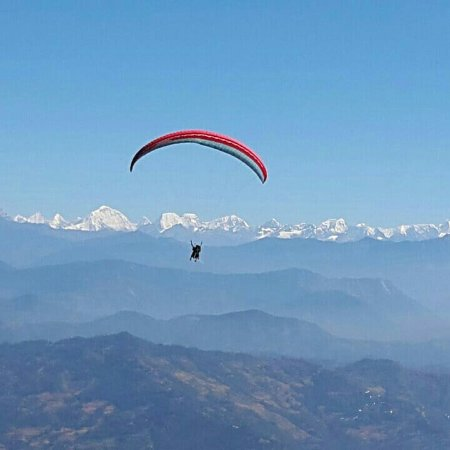 Nagarkot Everest View Paragliding