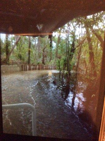Bavaro Princess All Suites Resort, Spa & Casino: Inundaciones