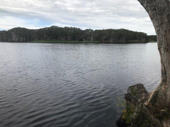 Lennox Head, Австралия: The lake