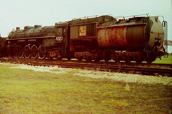Union, IL: steam power awaiting restoration
