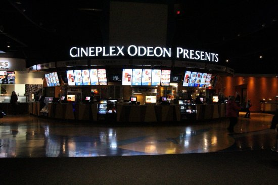 Cineplex reserved seating online dating