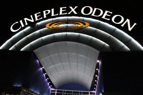 Cineplex Odeon Niagara Square Cinemas