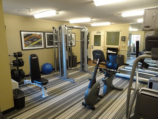 Glen Allen, VA: Health club