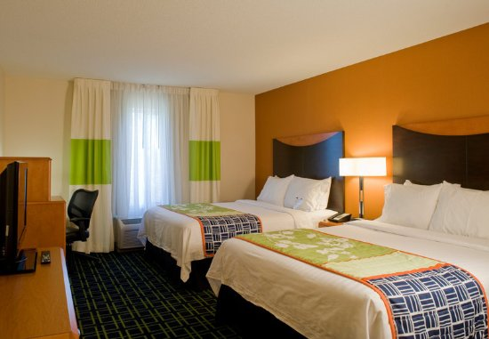 Fairfield Inn & Suites Gadsden: Guest room