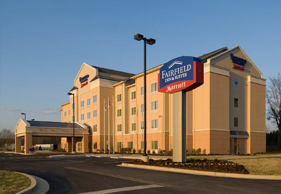 Fairfield Inn & Suites Gadsden: Exterior