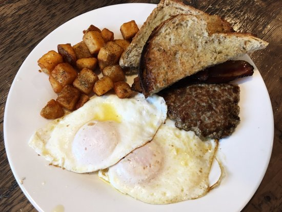 Ballston Spa, NY: Awesome farm fresh breakfast