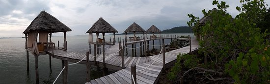 Sugi Island, Indonesien: Telunas Private Island