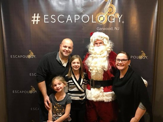 Garwood, Nueva Jersey: After we Saved Santa