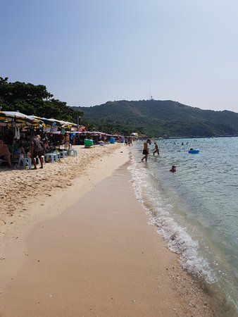 Ko Lan, Tailândia: Tien Beach Ko Larn