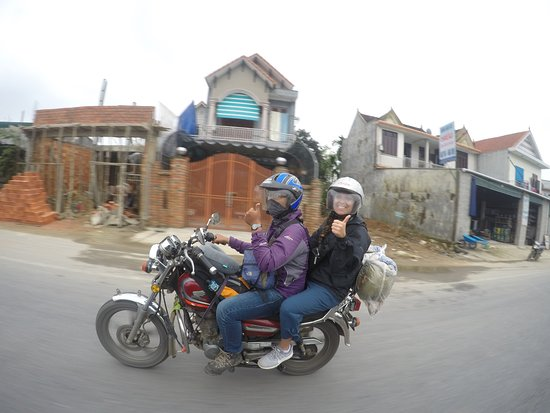 Hoi An Adventures - Motorbike day tour
