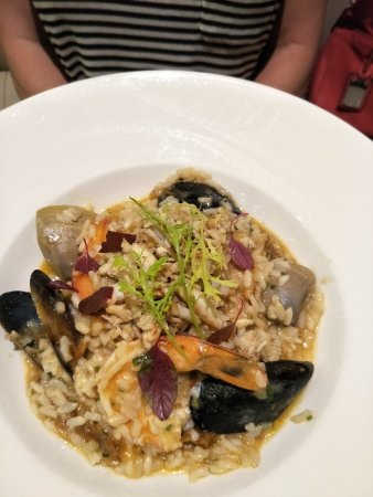 Rooty Hill, Australië: seafood risotto