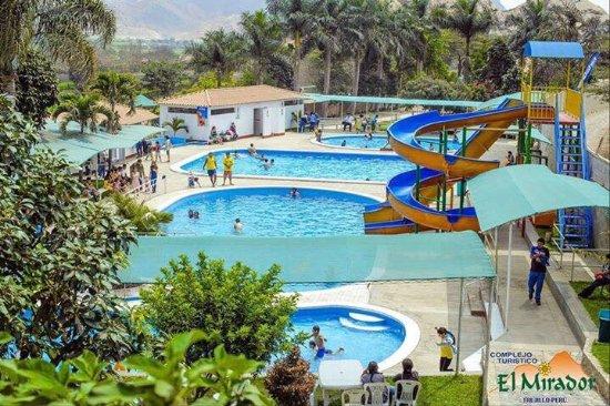 Trujillo, Peru: El Mirador