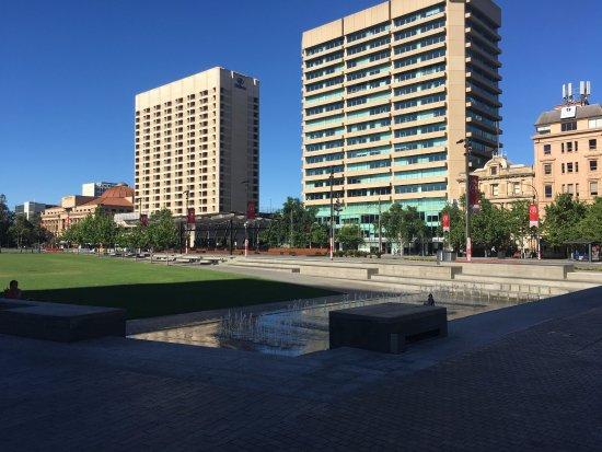 Hilton Adelaide: Victoria Square