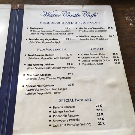 Water Castle Cafe Photo
