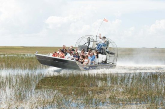 Florida Everglades Airboat Adventure...