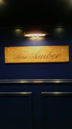 Bar Amber