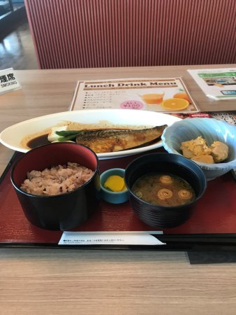 Izumisano, Japão: 鯖の煮込み定食