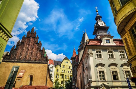 Jewish History and Old Town Walking...