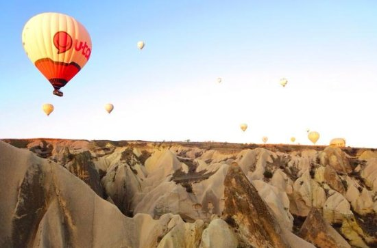 Cappadocia 2-Hour Sunset Tour with Wine Tasting and Hike