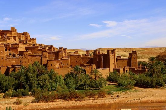 Ouarzazate 'Hollywood of Morocco...