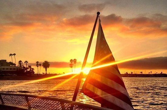 San Diego Sunset Cruise from Mission Bay